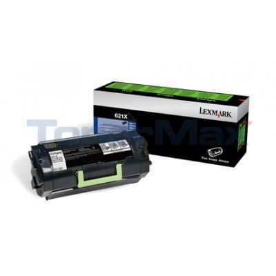 LEXMARK MX810 MX811 MX812 TONER CTG RP 45K